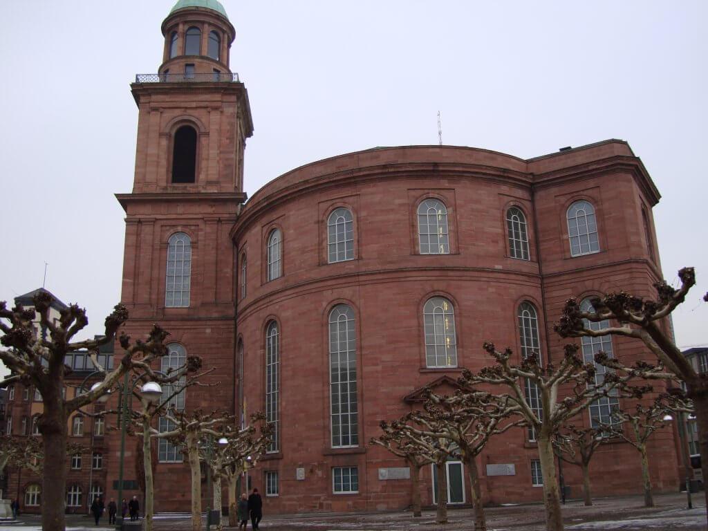 Paulskirche, Frankfurt