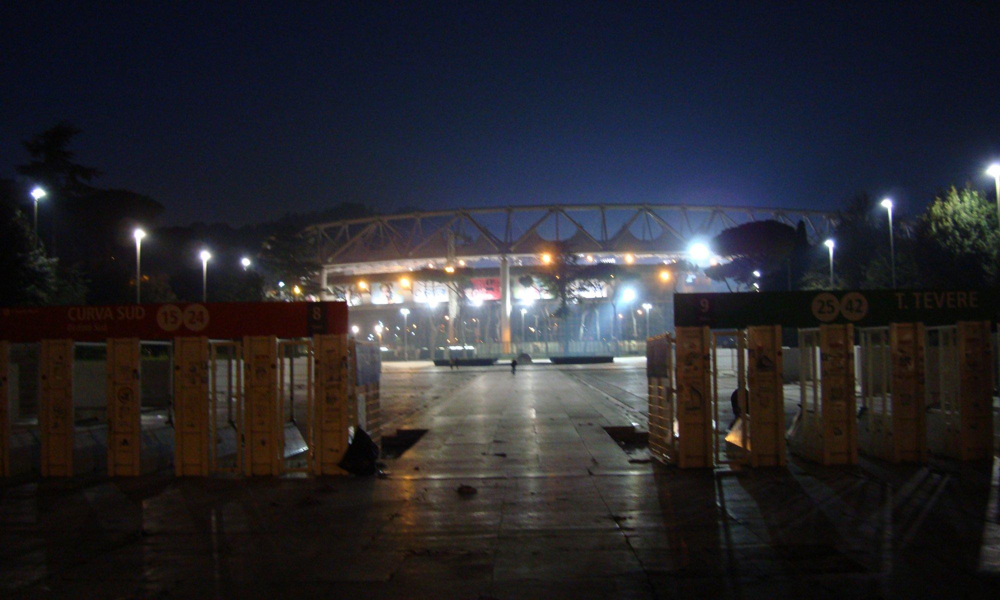 Stadio olympico, Roma