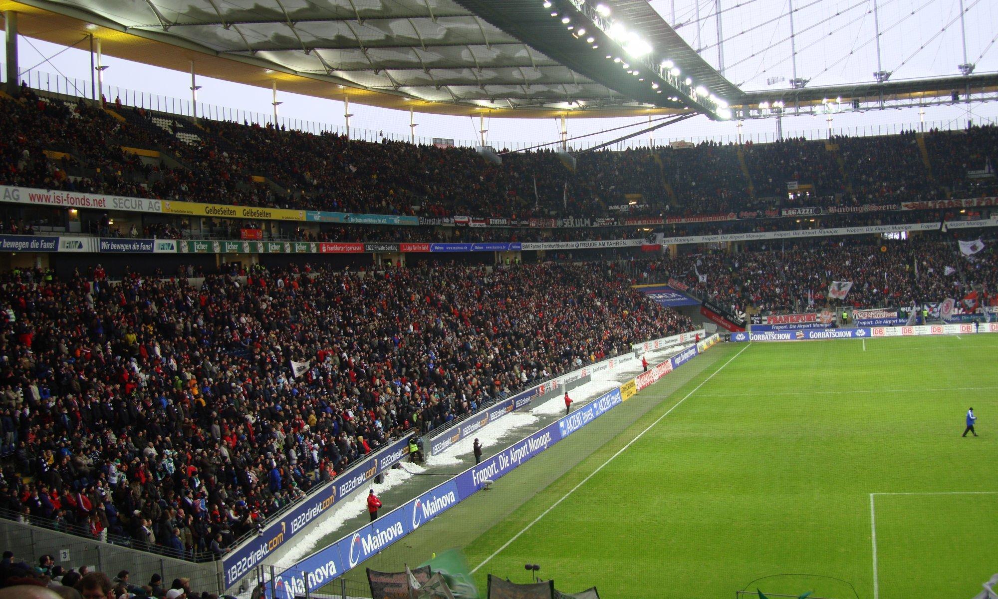Commerzbank-Arena, Frankfurt