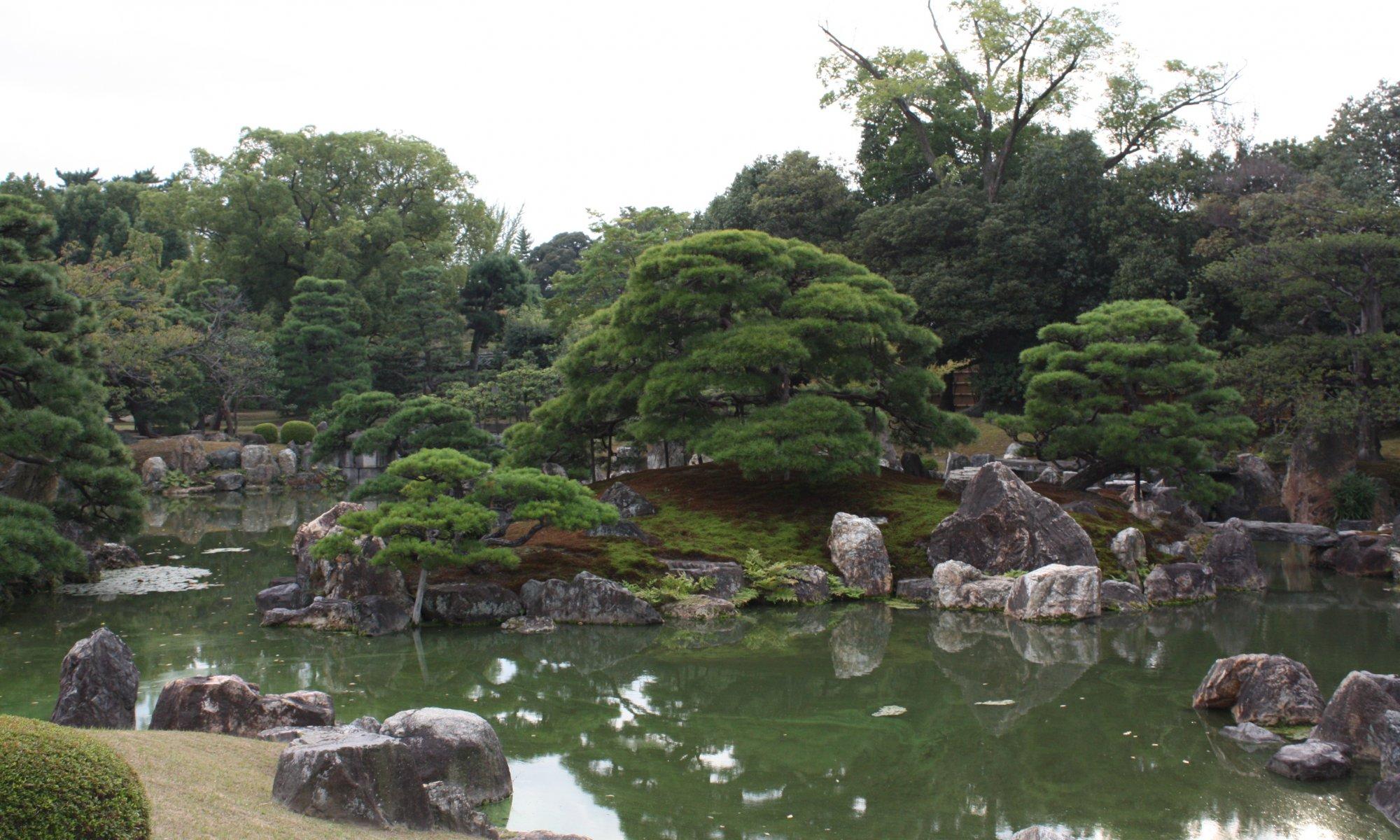 Nijō-jō, Kyōto
