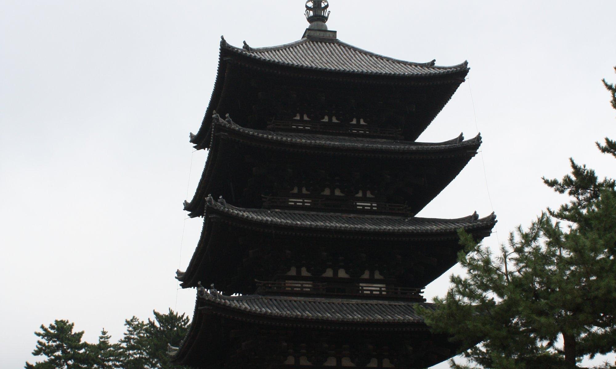 Kōfuku-ji, Nara