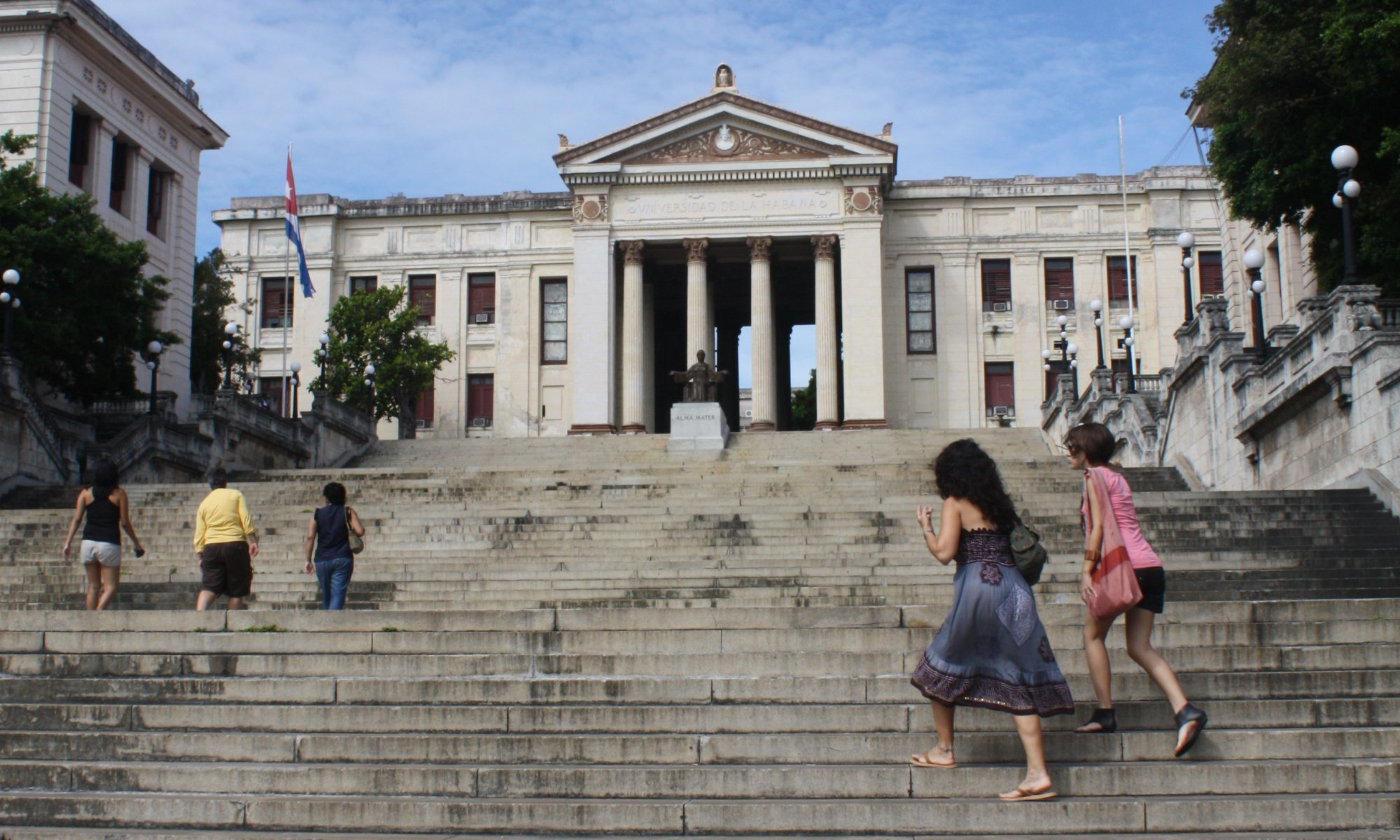 Universidad de La Habana, La Habana, Cuba