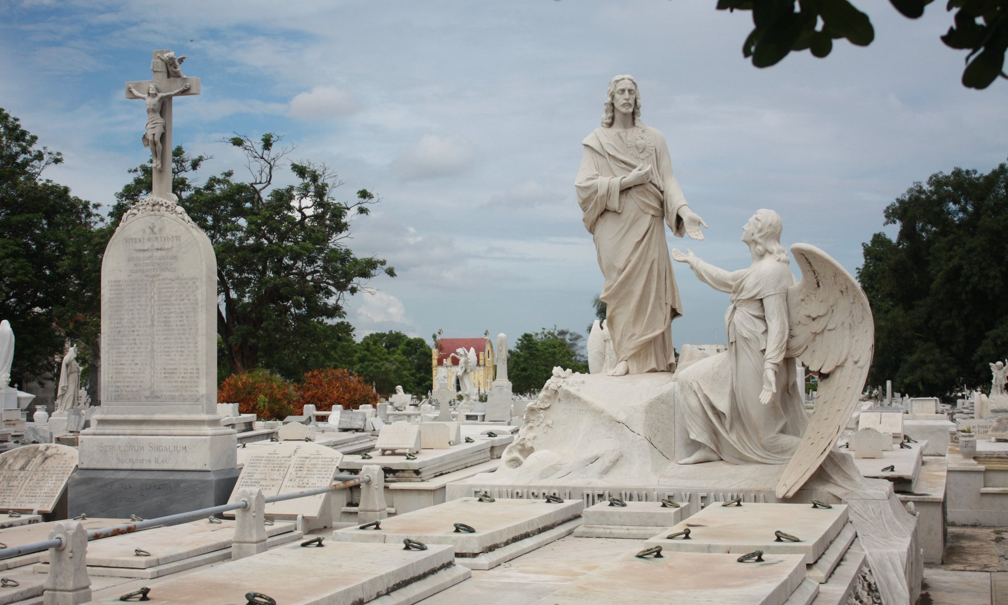 Cementerio Cristóbal Colón, La Habana, Cuba