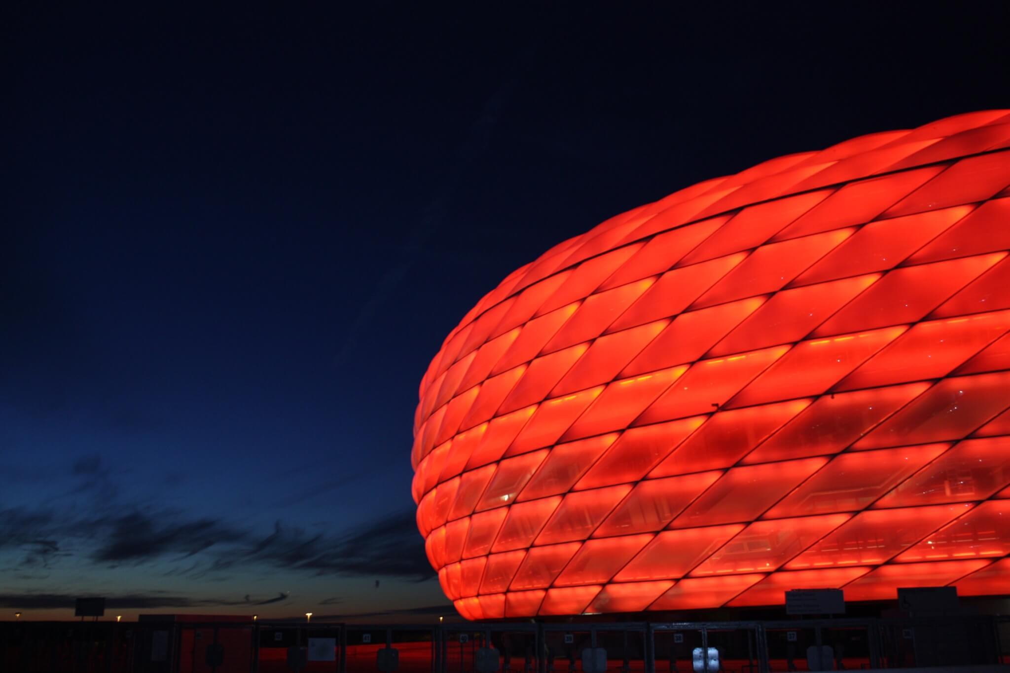 Allianz-Arena. München