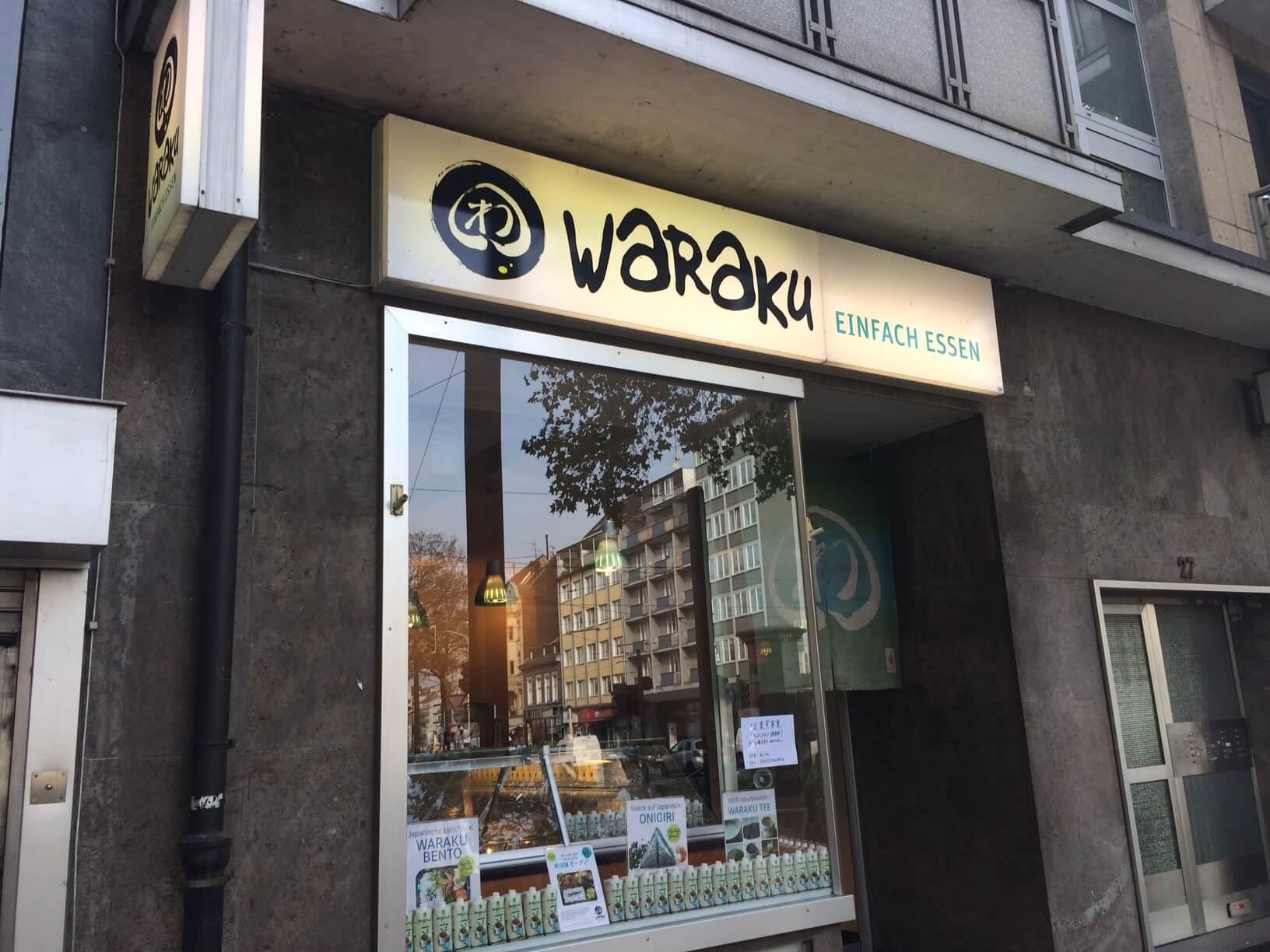 Waraku, Düsseldorf