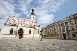 Parliament, Zagreb