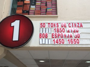 Cinema in Angra dos Reis