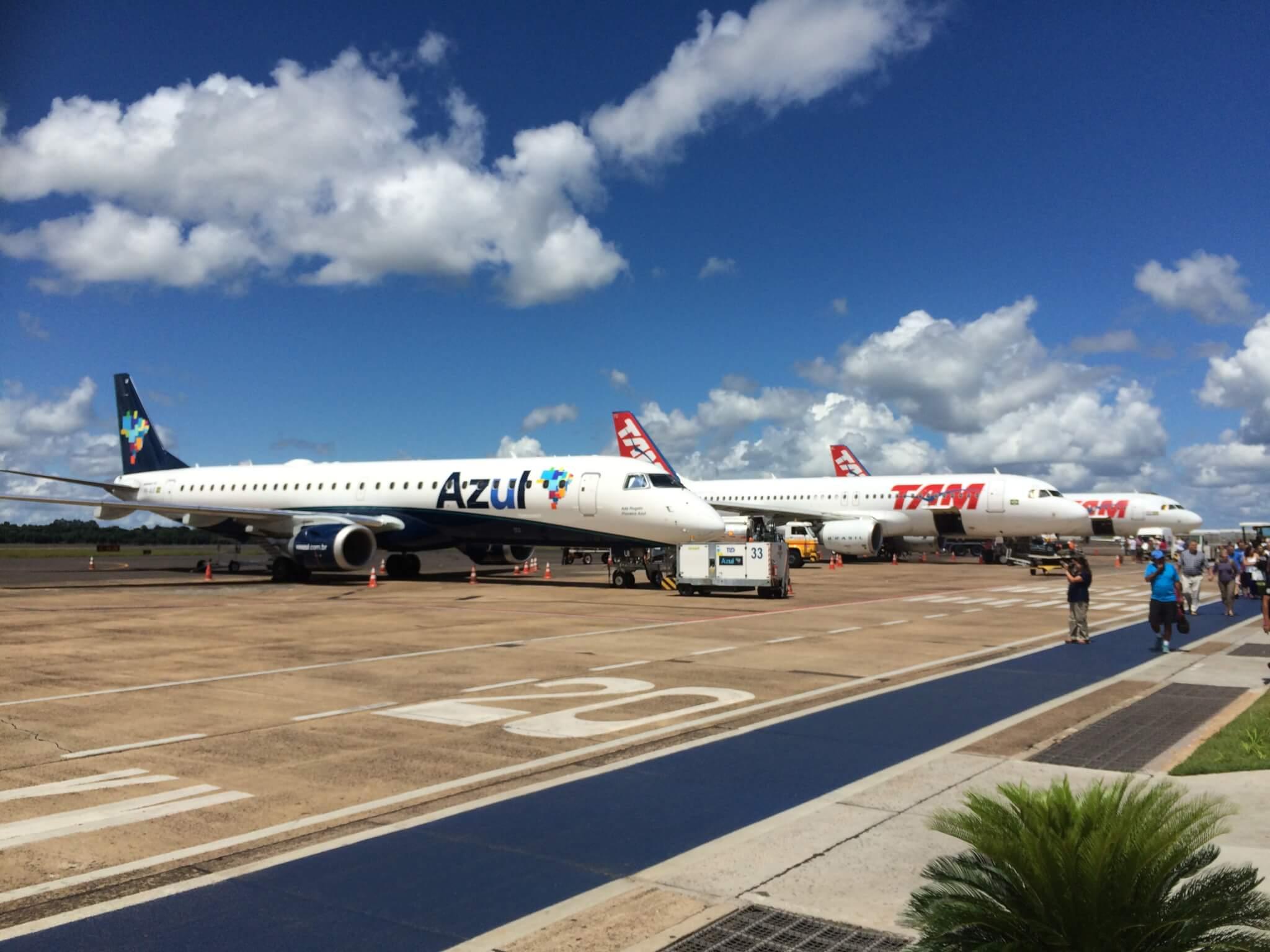 Aeroporto Internacional de Foz do Iguaçu/Cataratas (IGU)