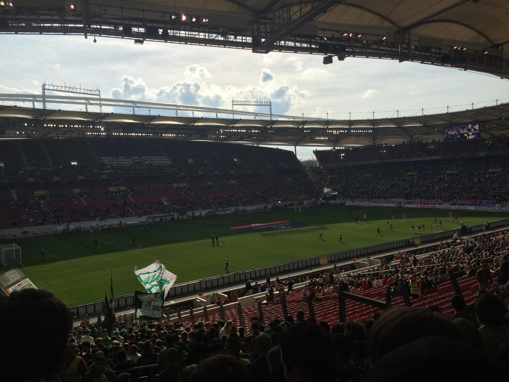 Neckarstadion, Stuttgart