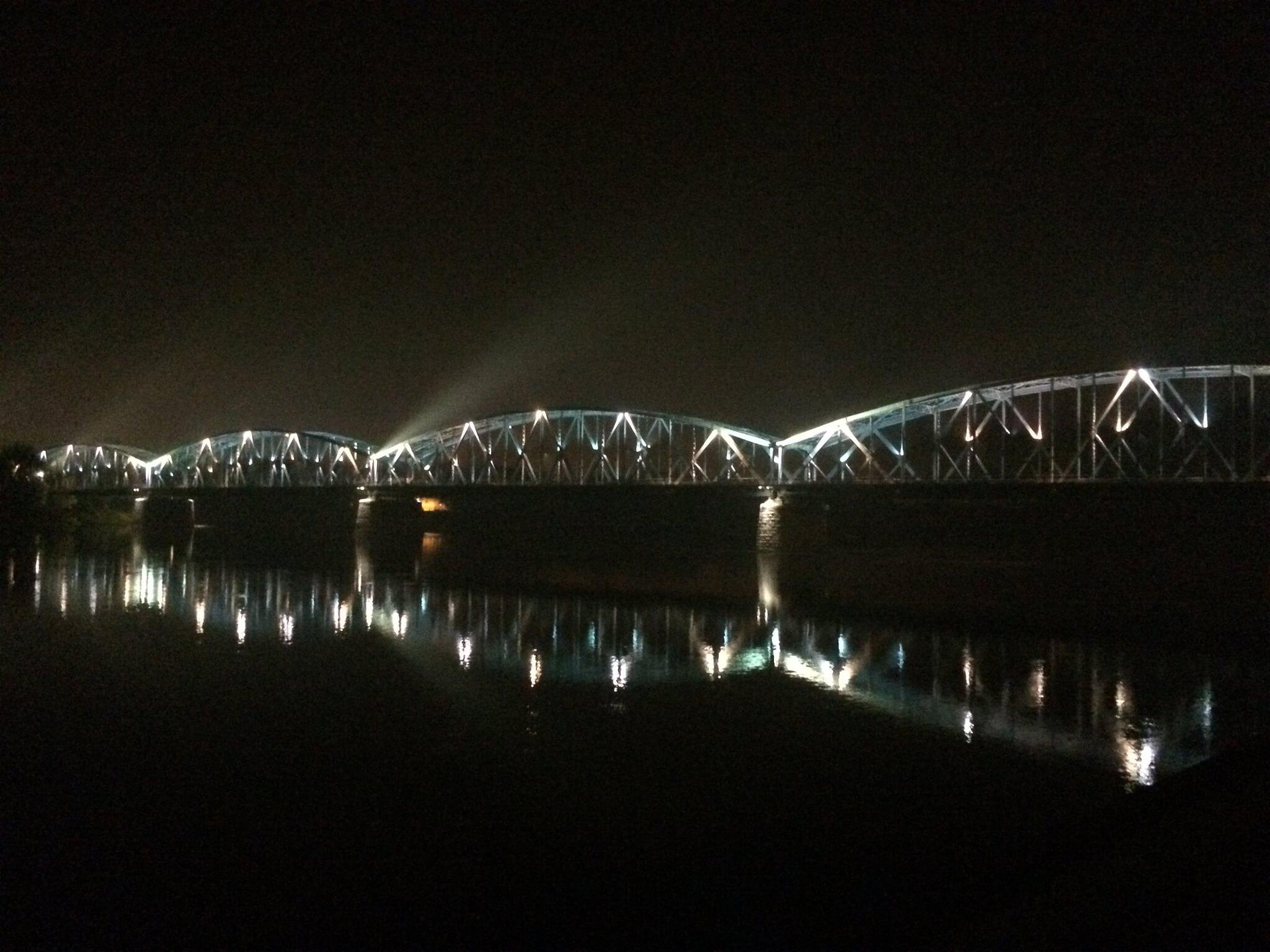 Most drogowy im. Józefa Piłsudskiego w Toruniu, Wisła, Toruń