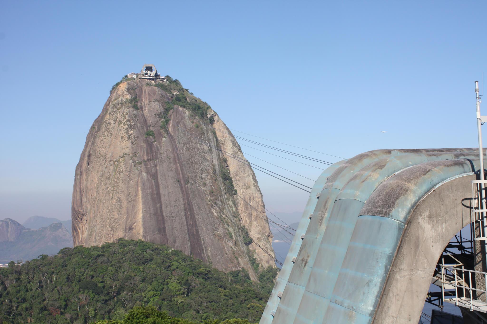 Pão de Açúcar / Sugarloaf mountain, Rio de Janeiro
