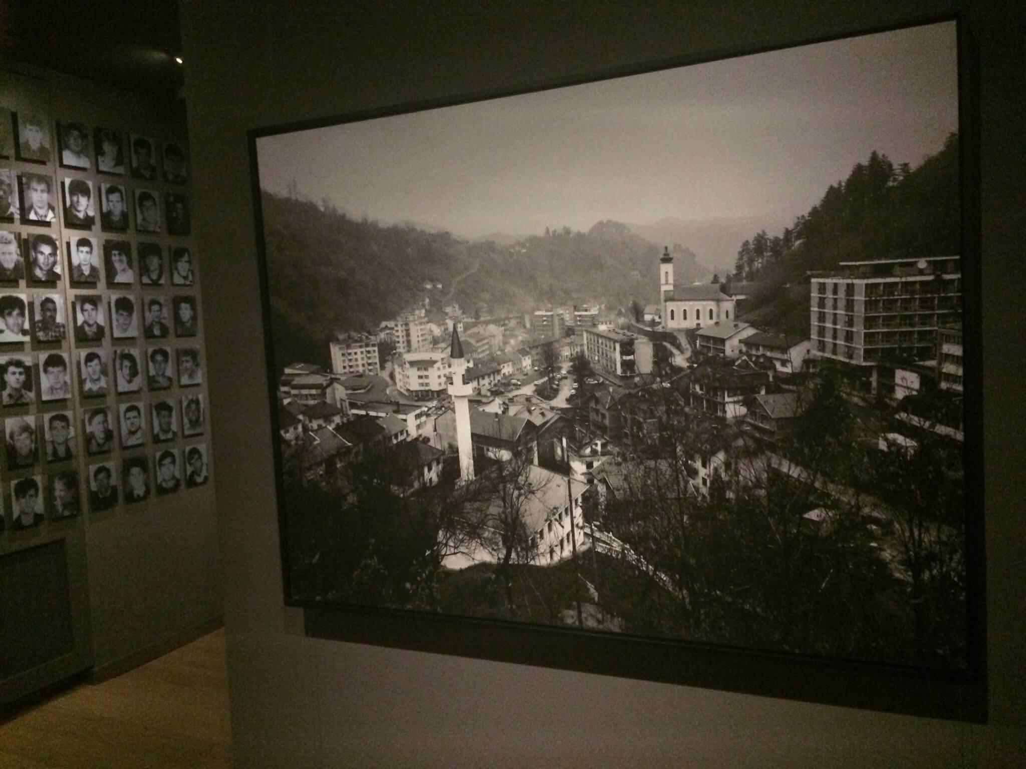 Galerija 11/07/1995, Sarajevo