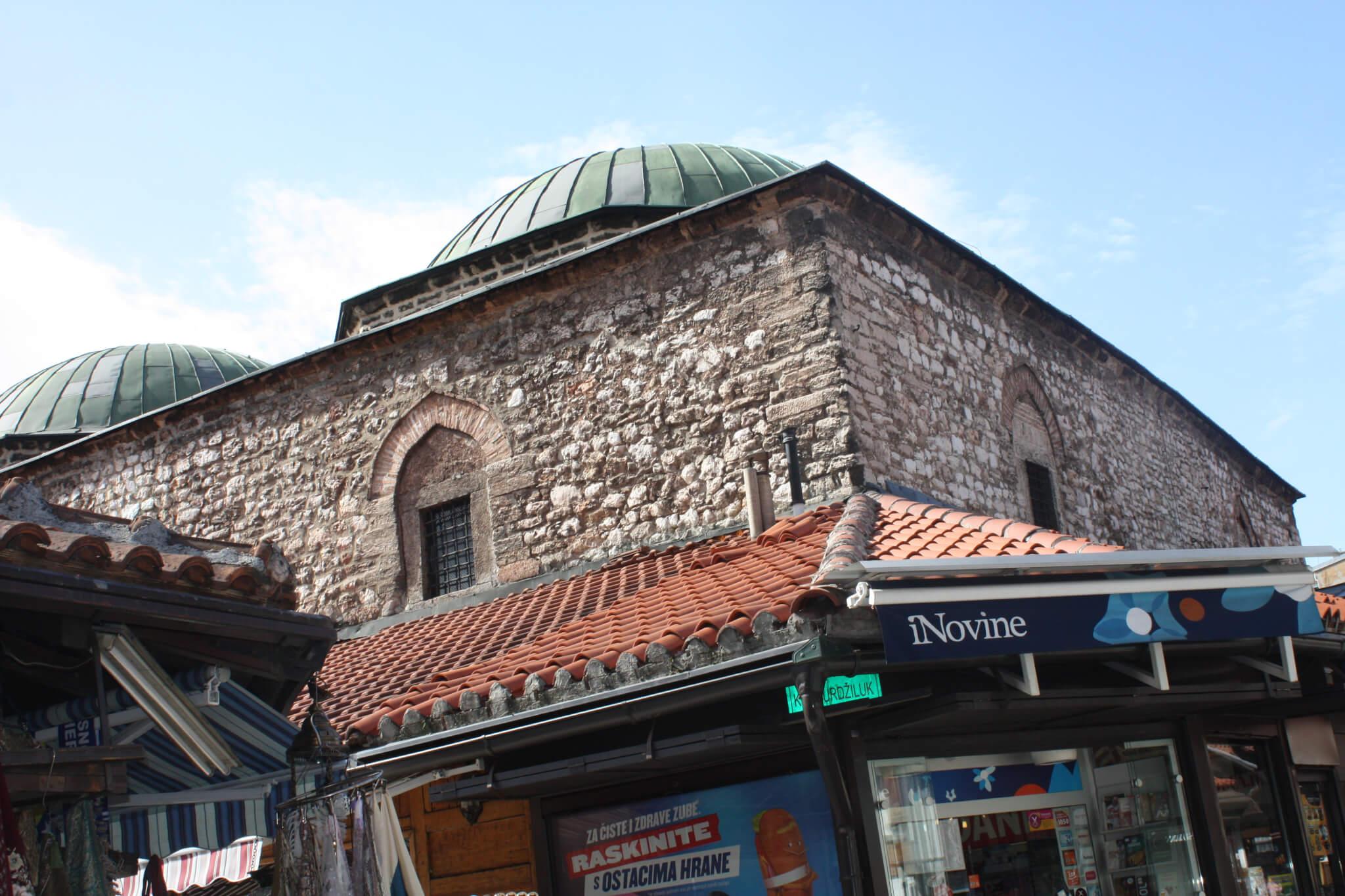 Osman city center, Sarajevo
