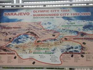 Tunel spasa, Sarajevo