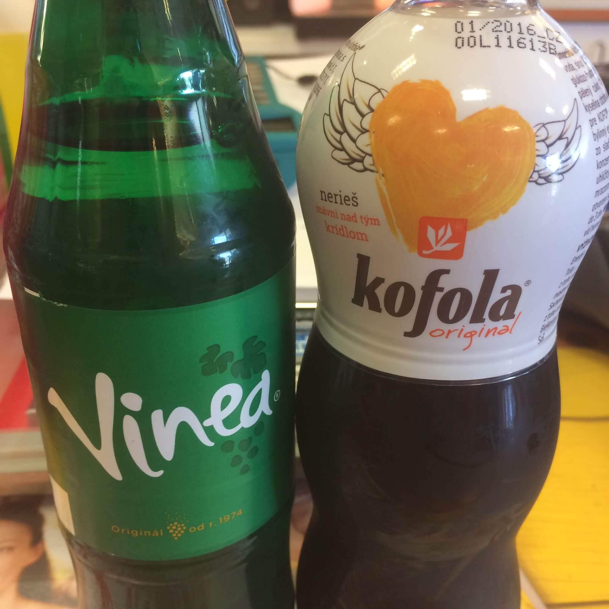 Kofola & Vinea