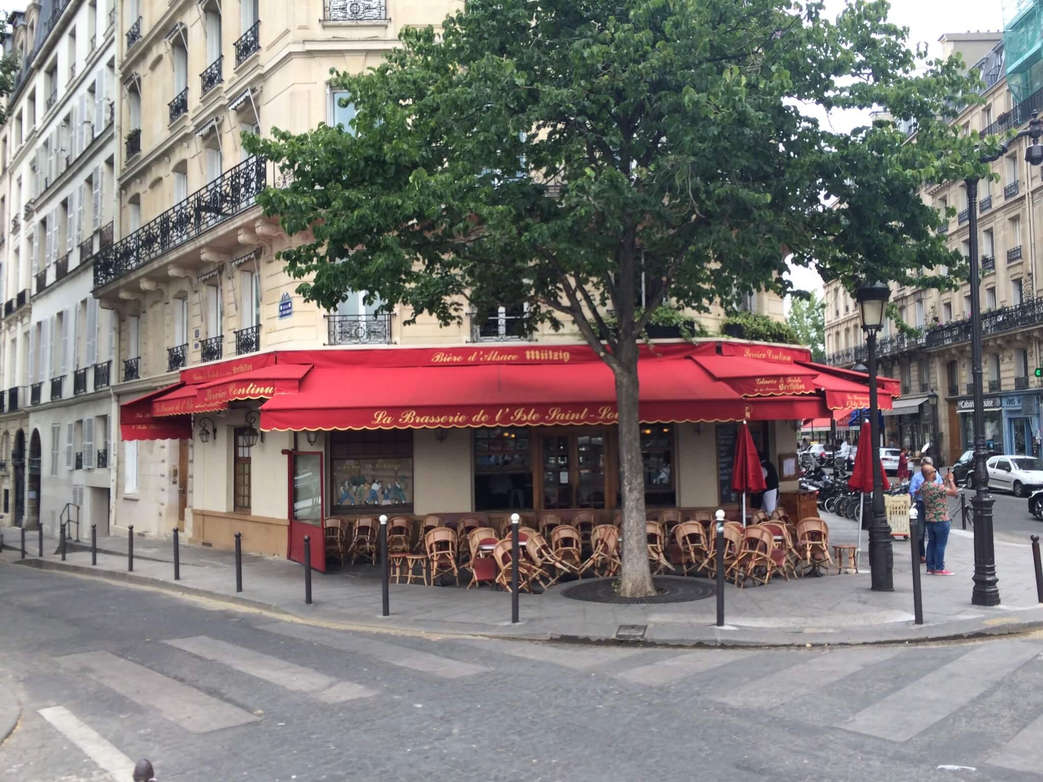 Maison Berthillon, Paris