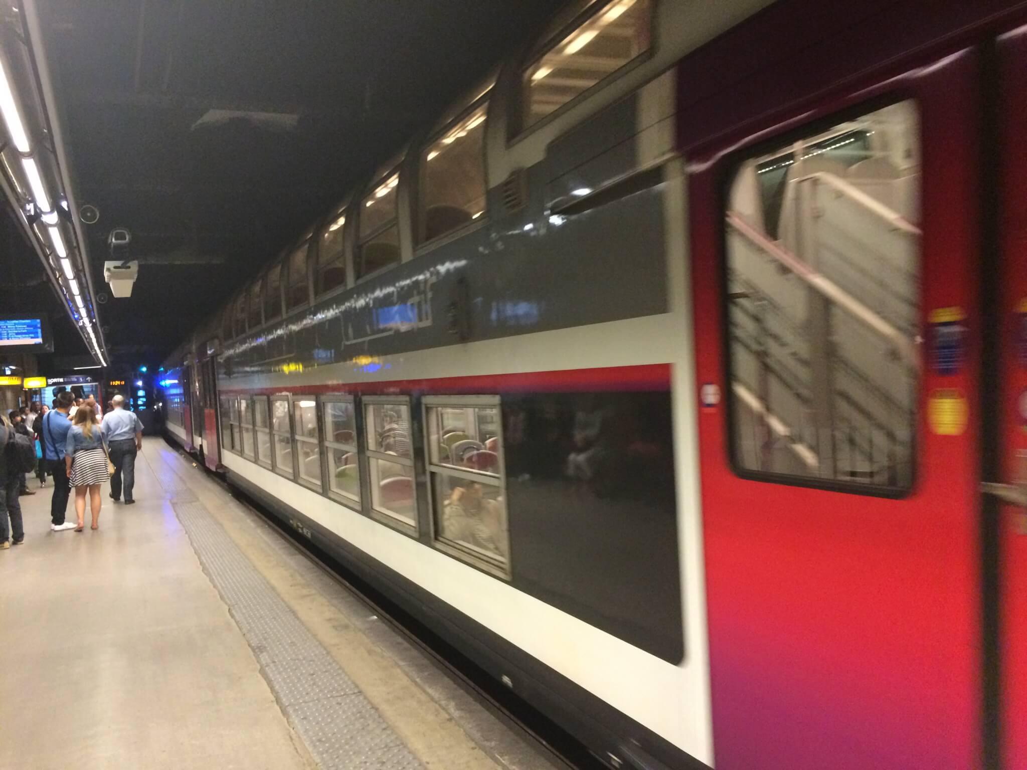 RER, Paris