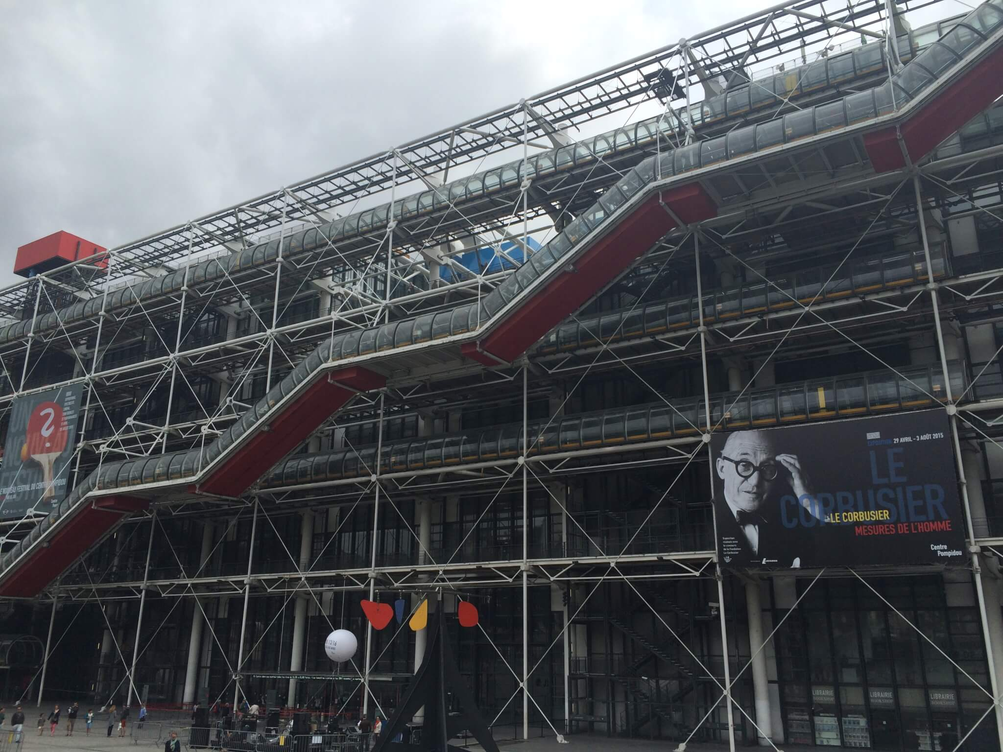 Centre Georges-Pompidou, Paris