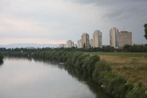 Sava, Zagreb