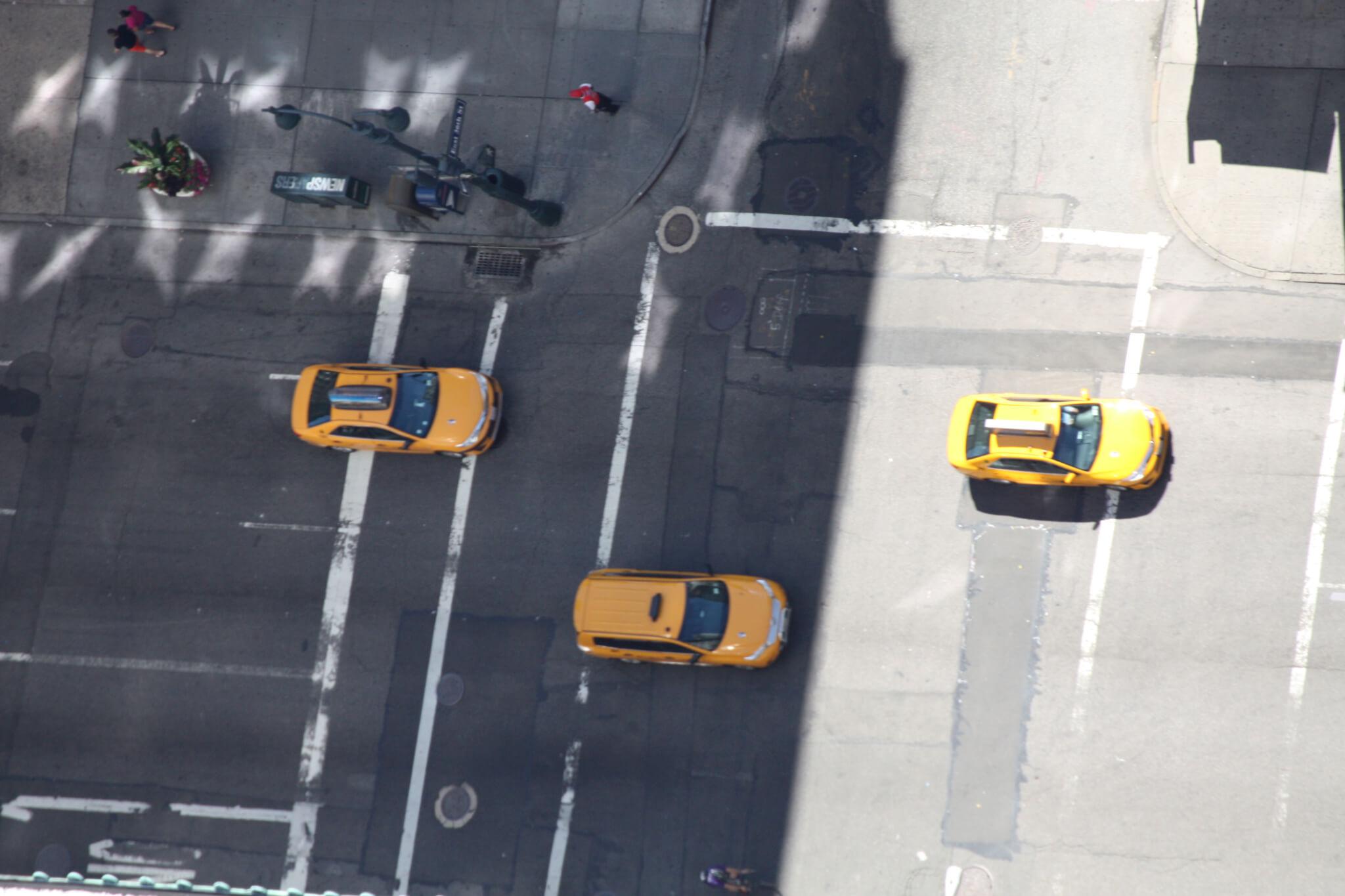 Traffic, New York