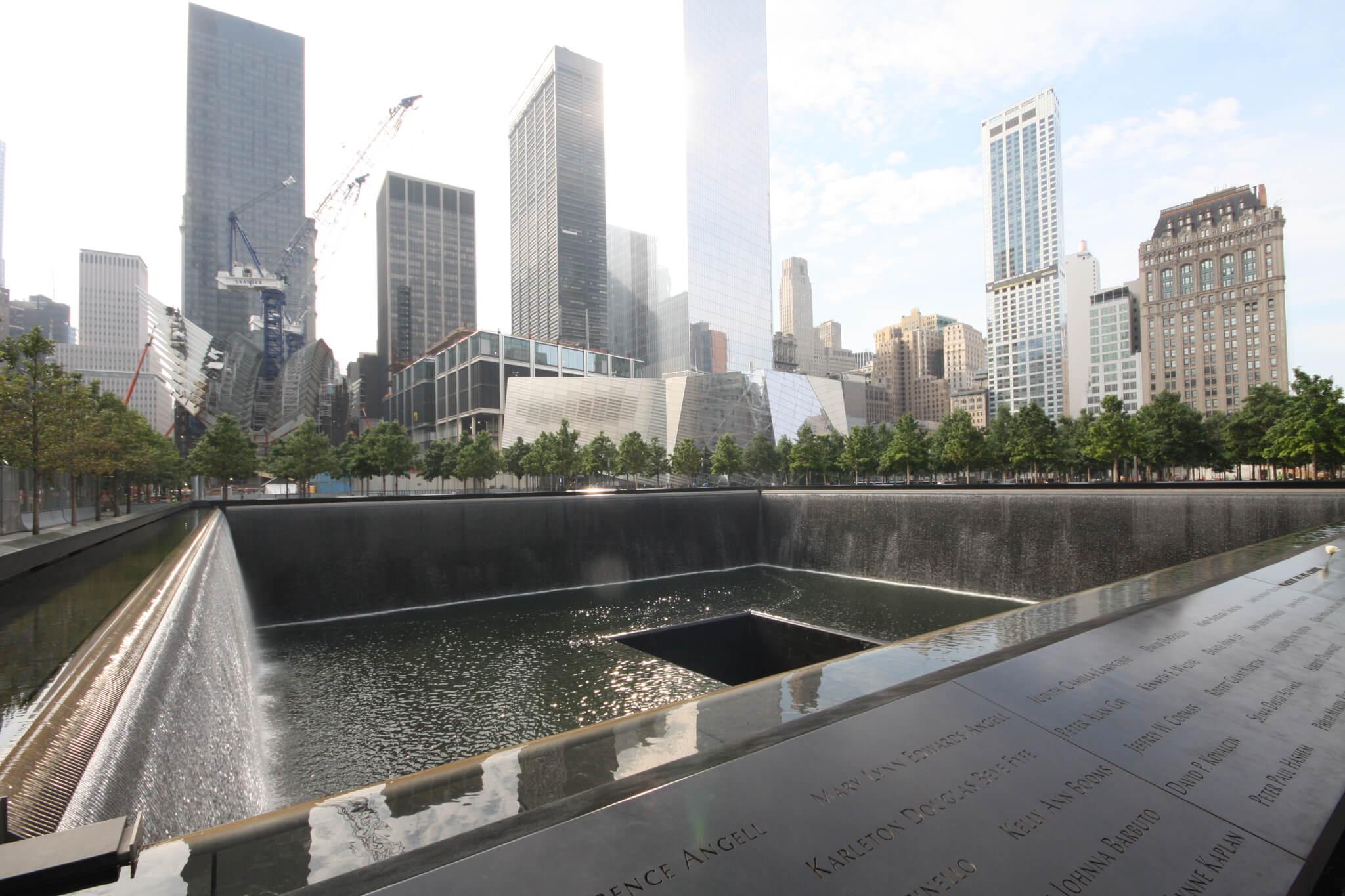 National September 11 Memorial and Museum, New York