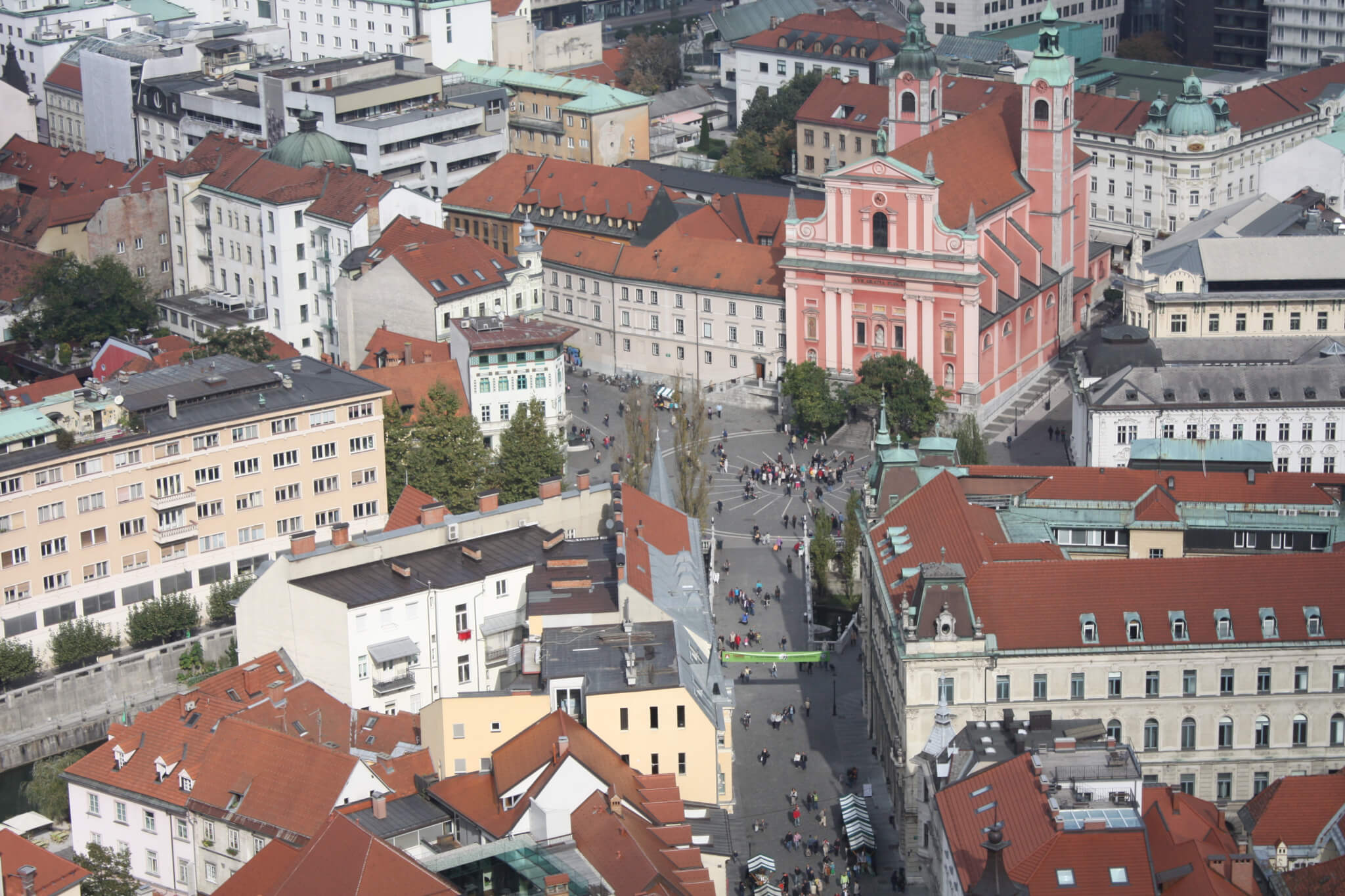 Prešernov trg, Ljubljana