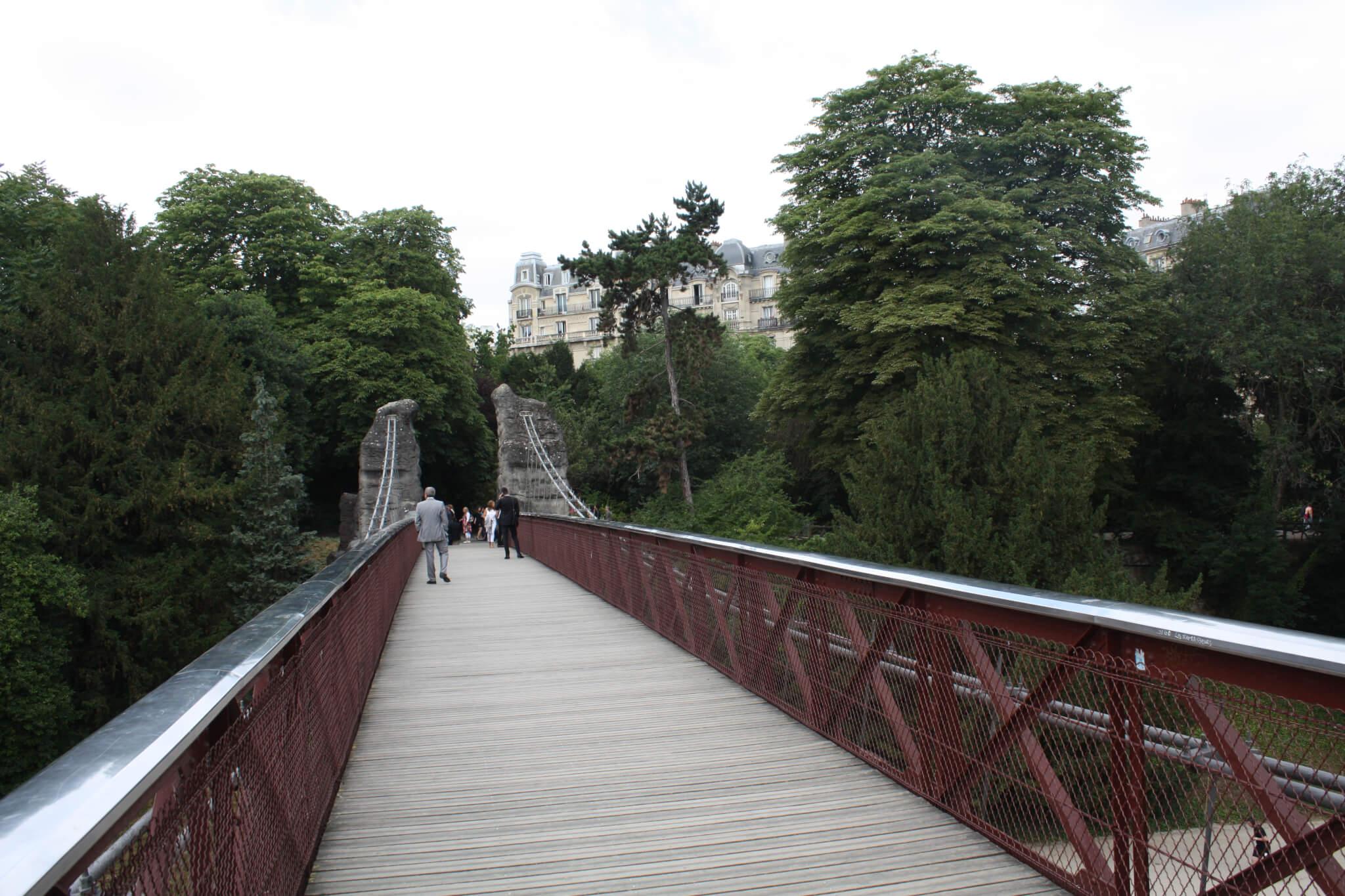 Parc des Buttes-Chaumont, Paris