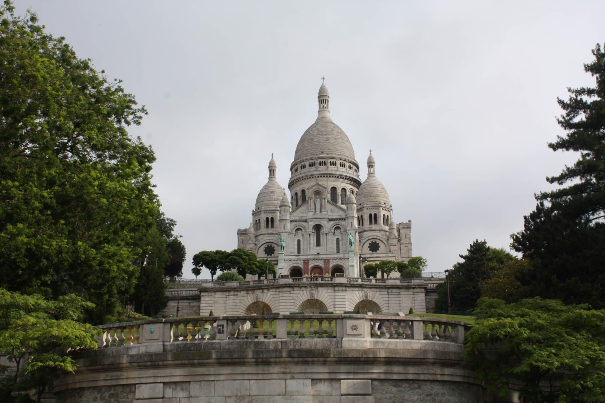 Basilique du Sacré Cœur de Montmartre, Paris