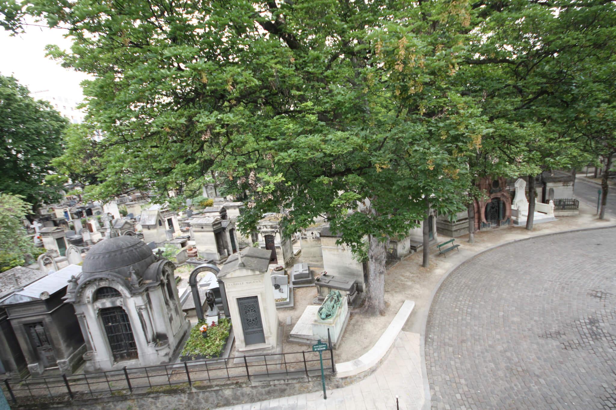 Cimetière de Montmartre, Paris