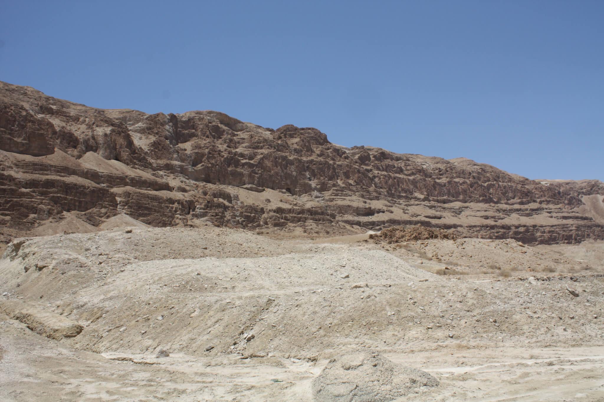 Qumran, Palestine