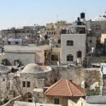 Old city center, Jerusalem
