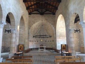 Bread and Fish church, Tabgha