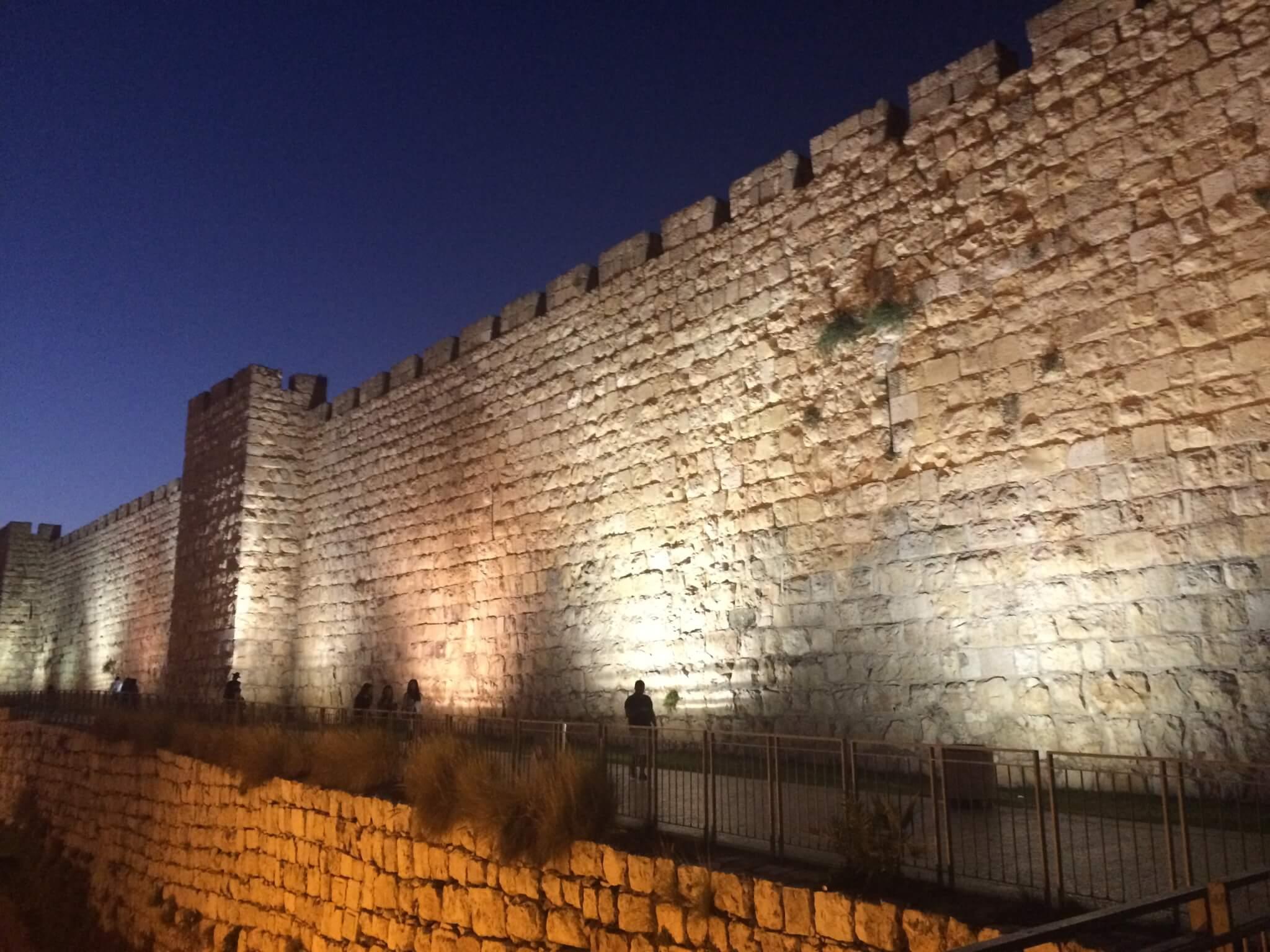 City wall, Jerusalem