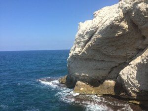 Chalk rock, Rosh HaNikra