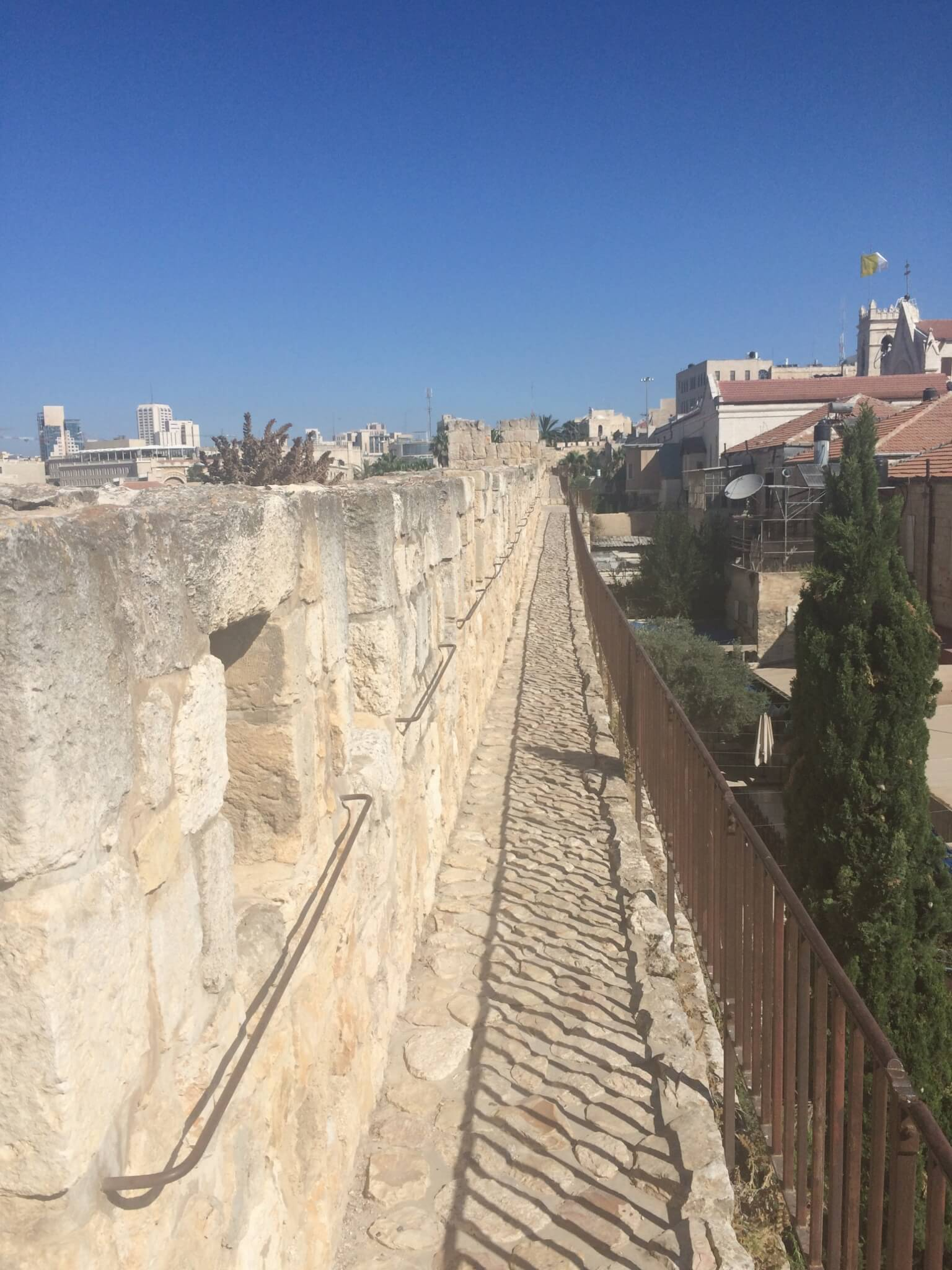 Ramparts, Jerusalem