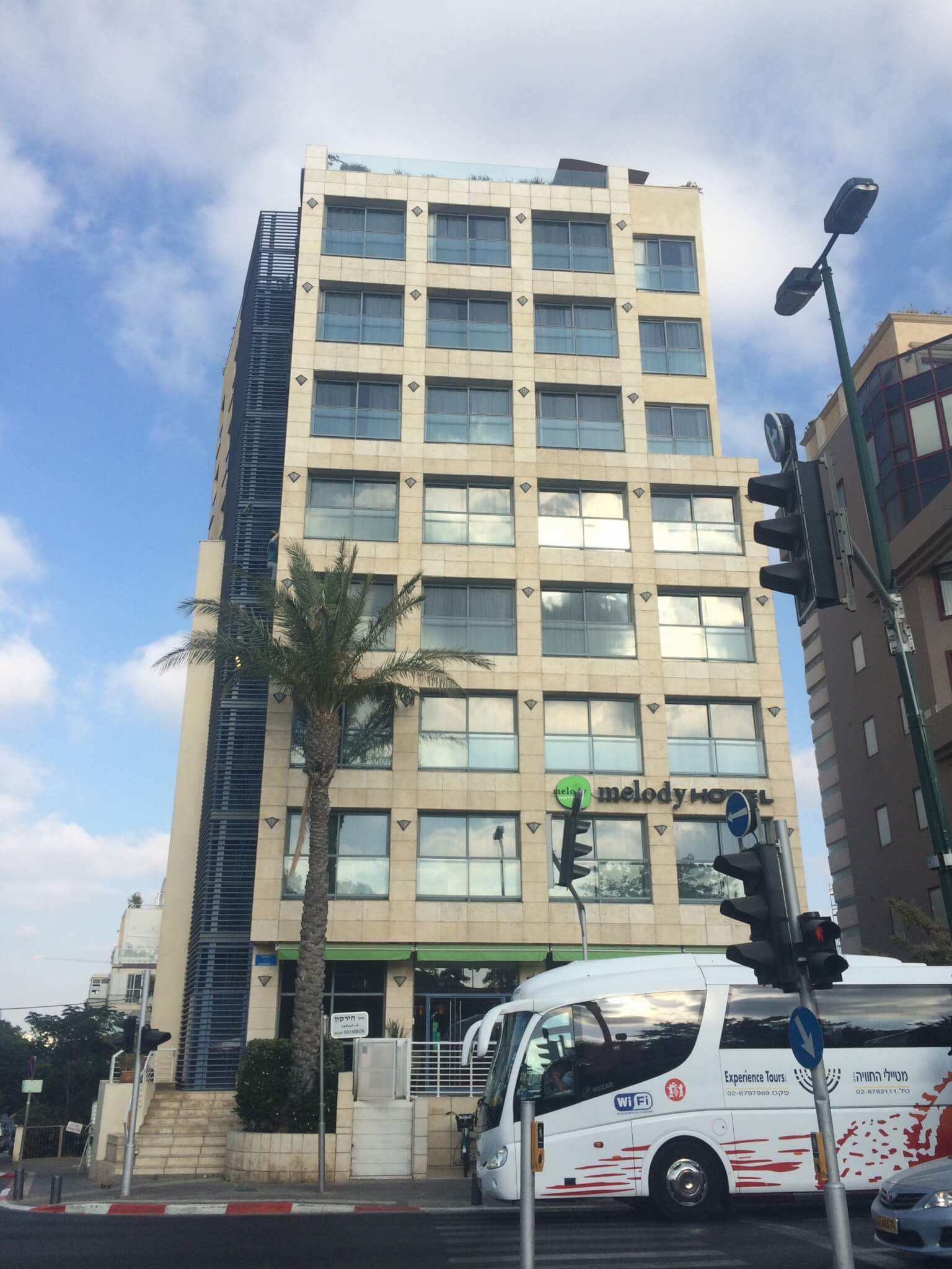 Hotel Melody, Tel Aviv