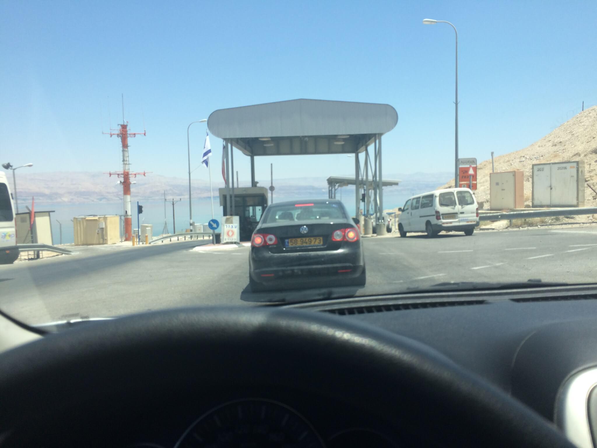 Checkpoint, IDF