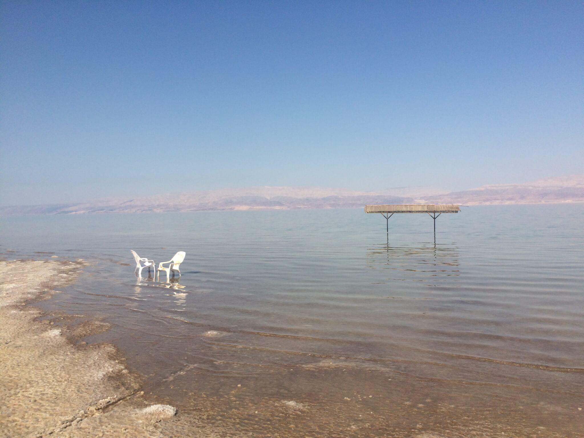 Dead Sea, Israel/Palestine
