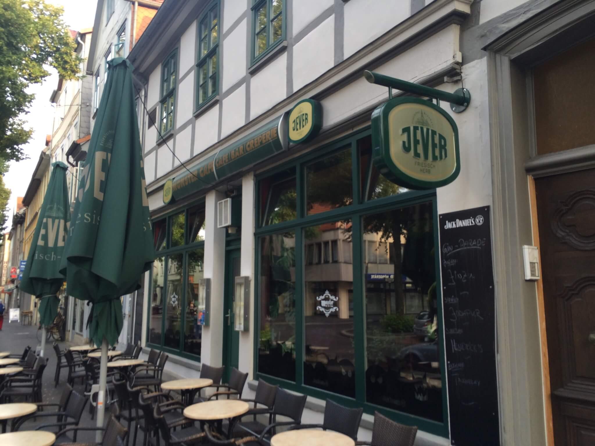 Monster Café, Göttingen