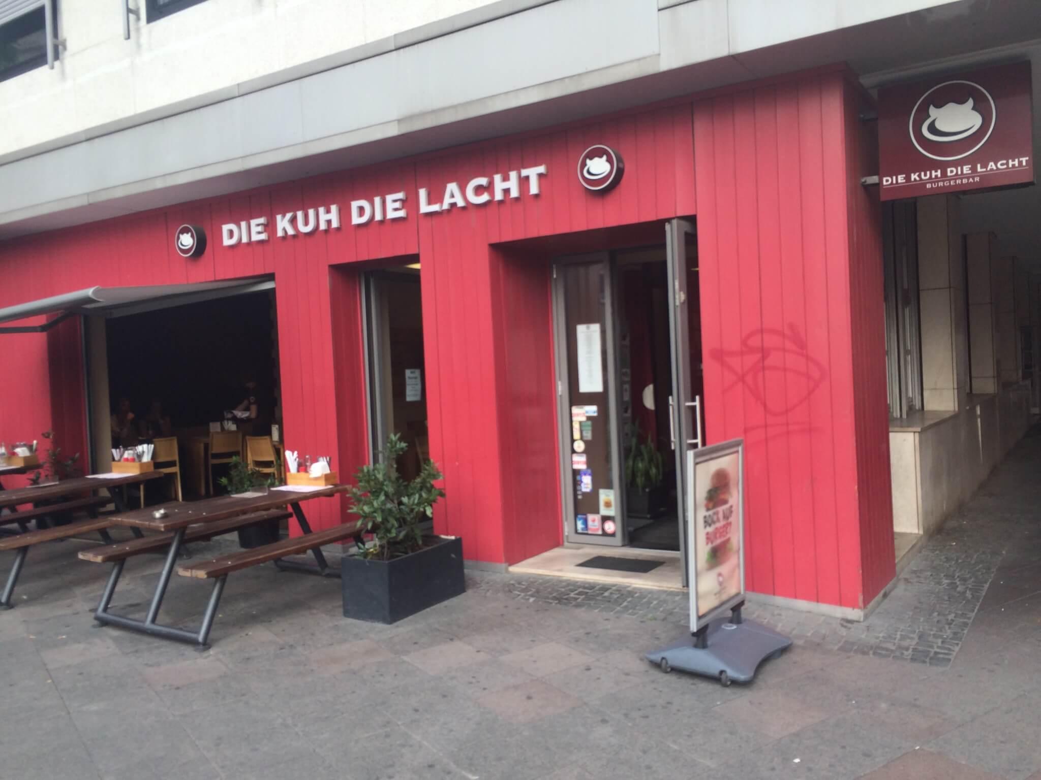 Kuh die lacht, Frankfurt, Germany