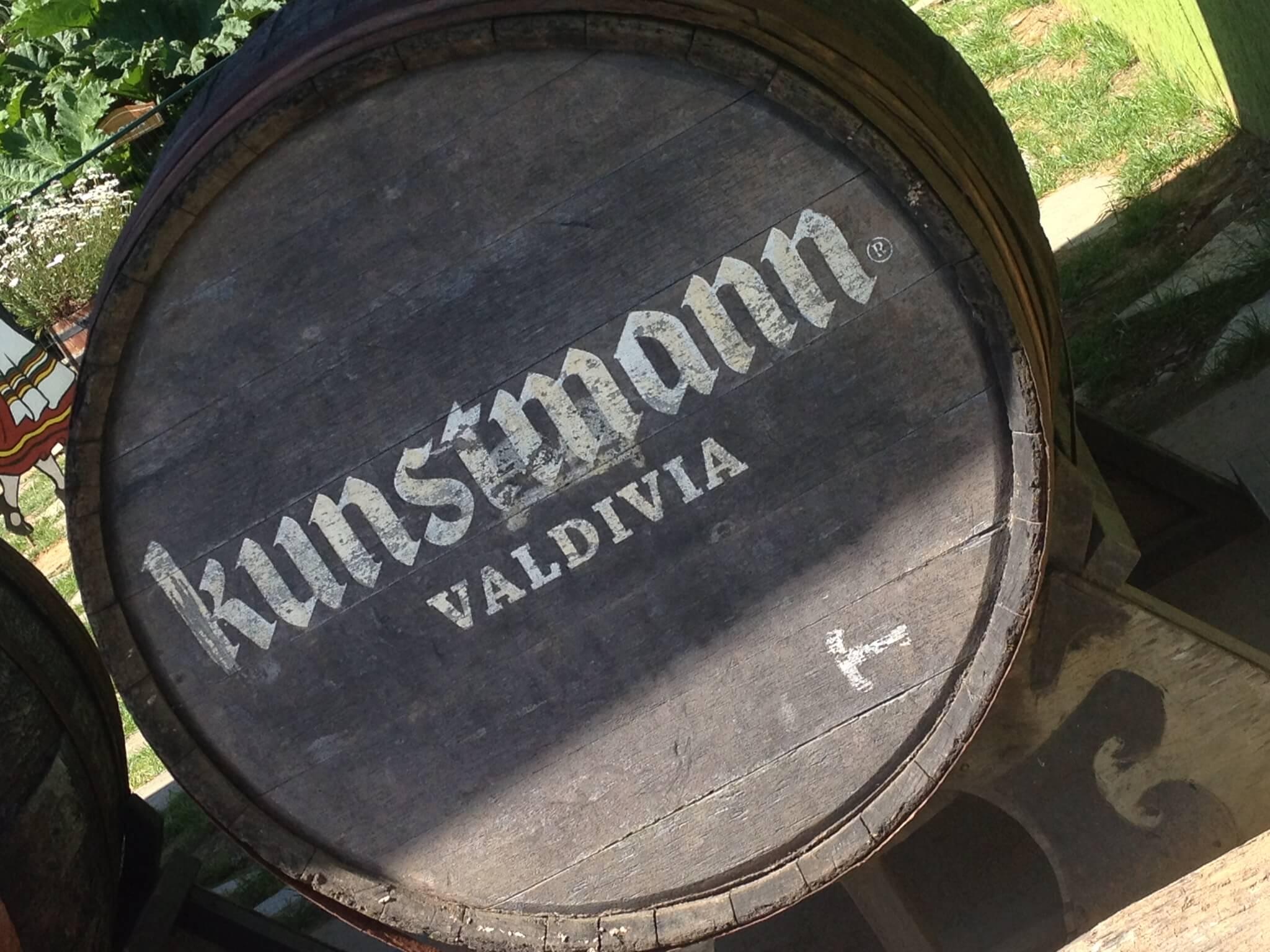 Cerveceria Kunstmann, Valdivia