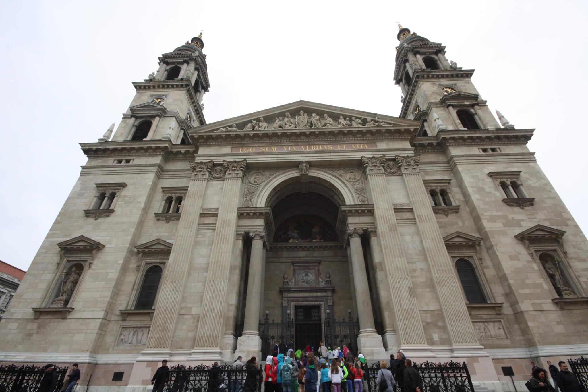 Szent István-bazilika, Budapest