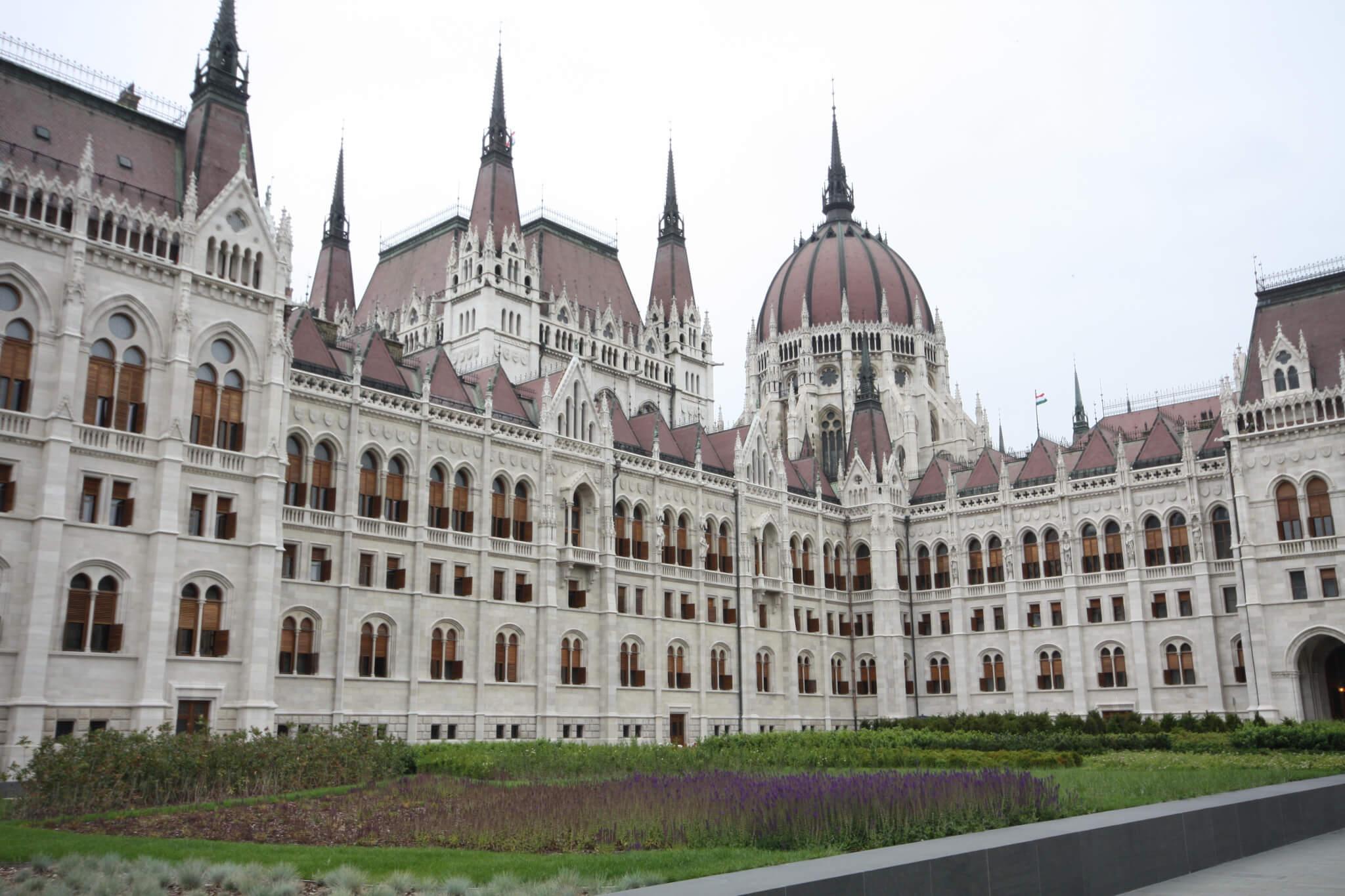 Országház, Budapest