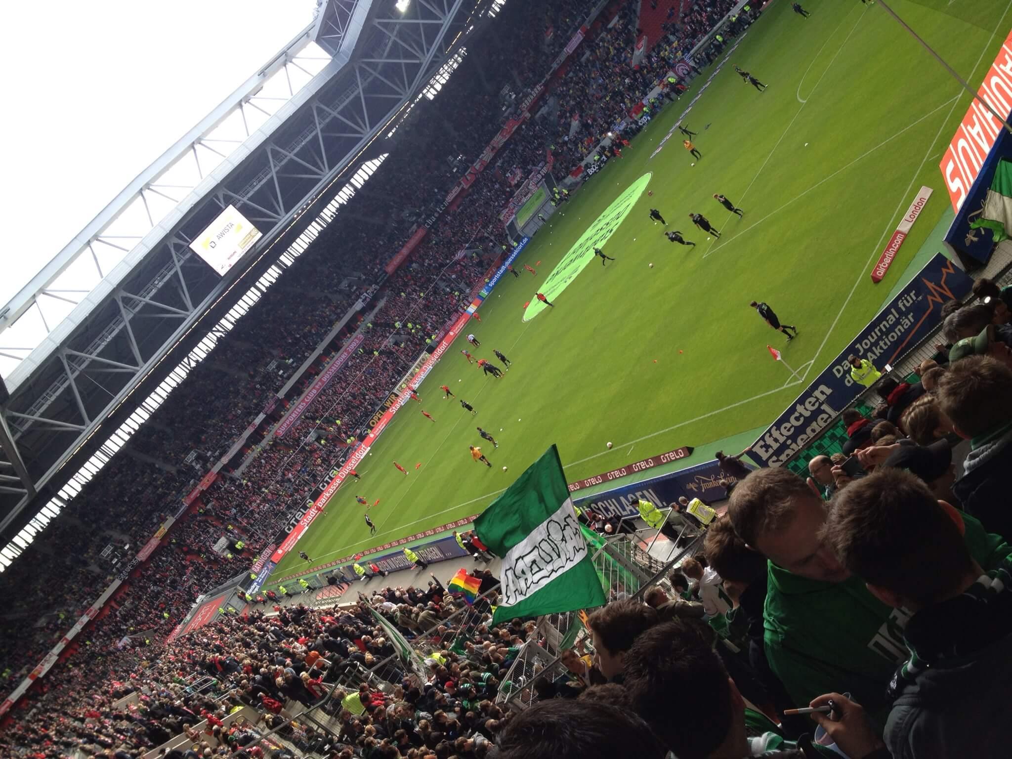 Rheinstadion, Düsseldorf