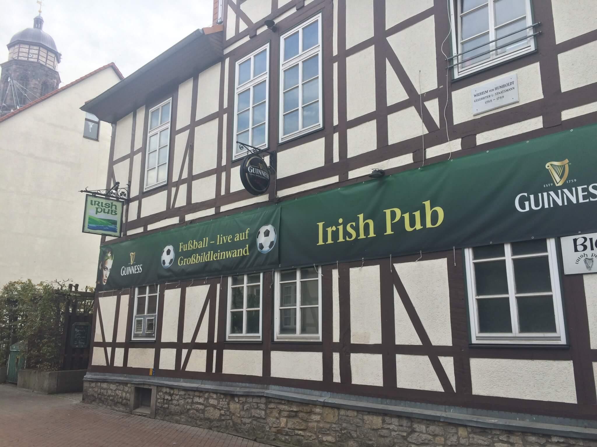 Irish Pub, Göttingen