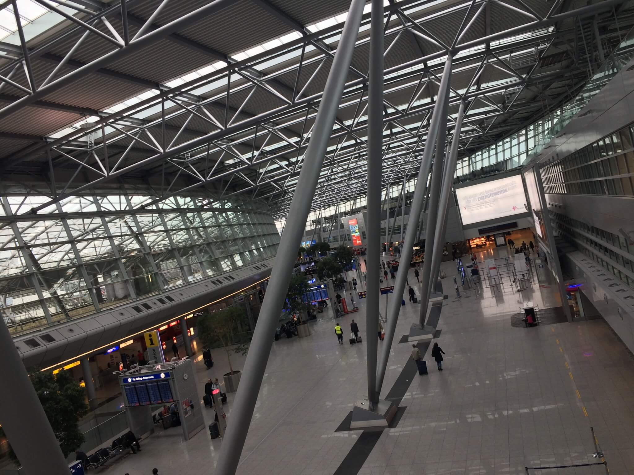 Düsseldorf Airport (DUS)