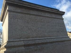 Memorial to the Göttingen Seven, Göttingen