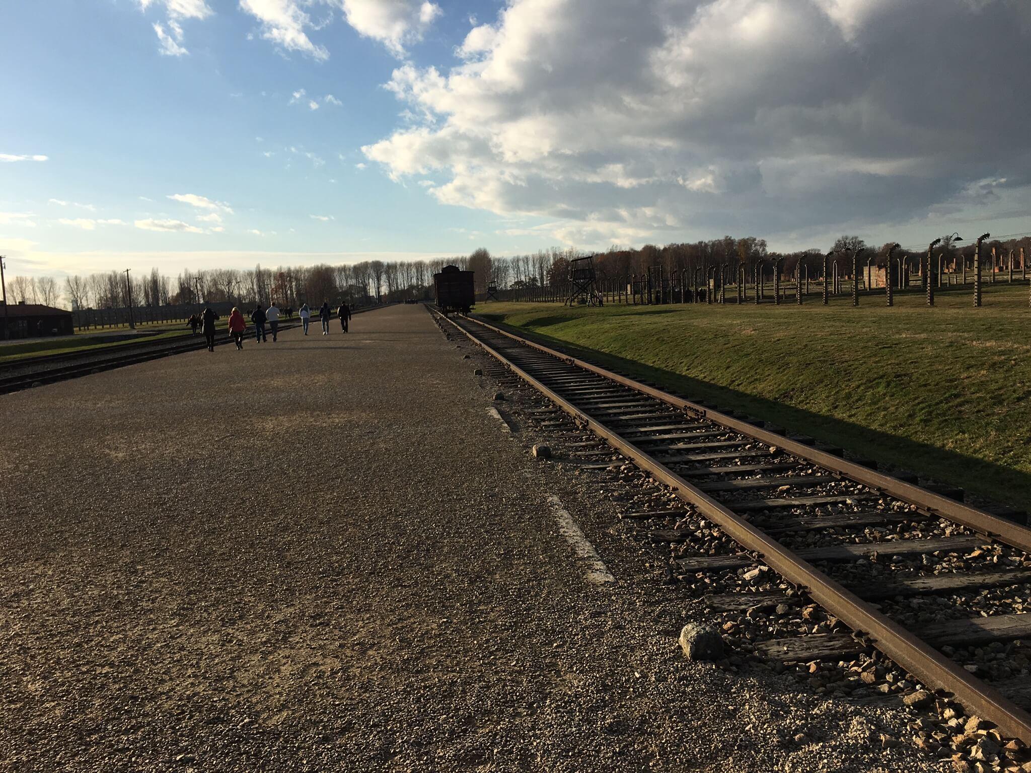 Auschwitz II (Birkenau), Oświęcim