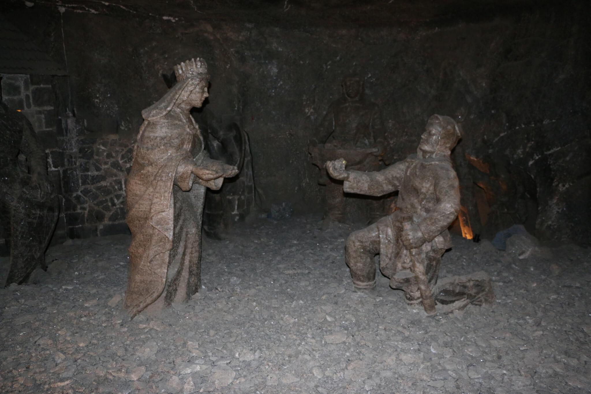 Kopalnia Soli, Wieliczka