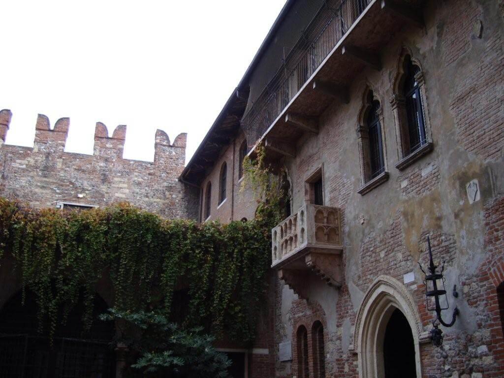 Casa di Giuletta, Verona